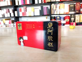 阿胶糕铁盒15