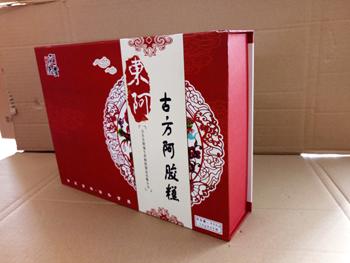 阿胶糕木盒23