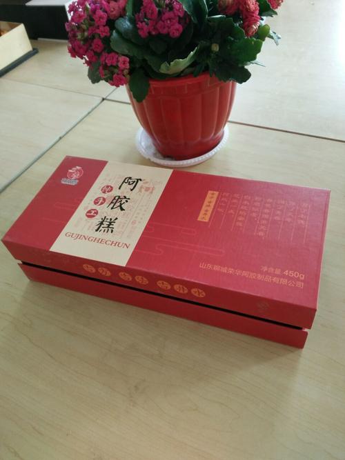 阿胶糕木盒44