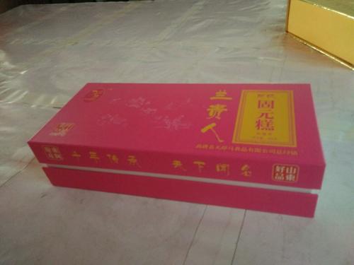 阿胶糕木盒49