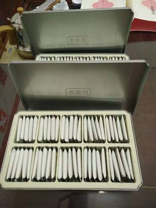 阿胶糕铁盒26