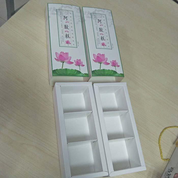 阿胶纸盒包装