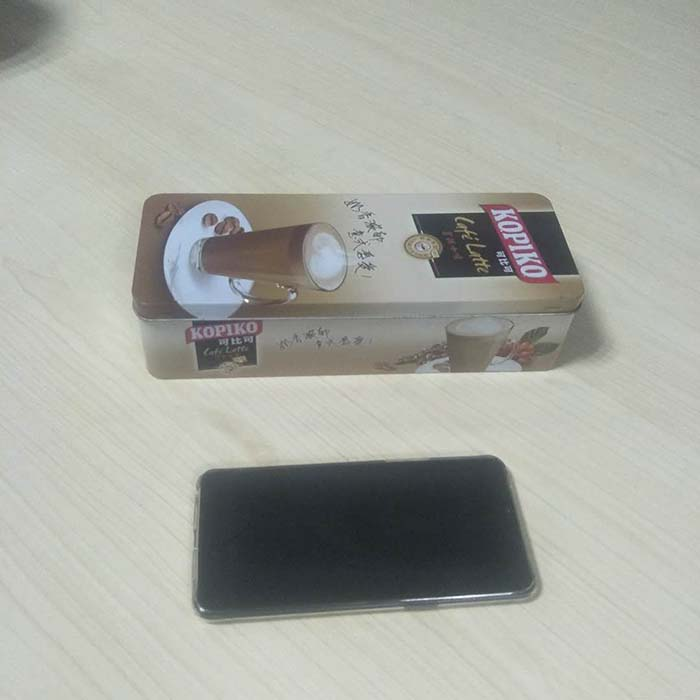 咖啡铁盒包装铁罐礼品盒子厂家供应支持定做